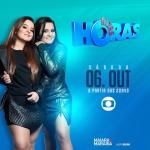 Maiara & Maraisa e Roberta Miranda agitam o Altas Horas deste sábado (06)