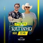 """Conrado & Aleksandro e Trio Parada Dura no """"Boteco do Ratinho"""" desta quarta-feira (10)"""