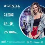 Mariana Fagundes no SóTocaTop deste sábado (24)