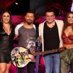 """Day & Lara lançam """"Coração de Cabaré"""" com Marcos & Belutti"""