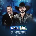 Manutti e Talis & Welinton no Programa Raul Gil deste sábado (08)