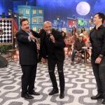 Rick & Renner, Juliano Cezar e Falamansa no Ratinho desta quarta-feira (19)