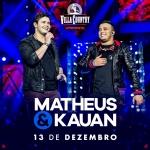 Matheus & Kauan fazem grande show no Villa Country