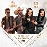 Villa Country realiza festa do branco com Maiara & Maraisa e Fernando & Sorocaba