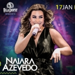 "Naiara Azevedo chega ao Villa Country com o show ""Contraste"""