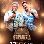 Matogrosso & Mathias agitam o Aparecida Sertaneja desta terça-feira (12)