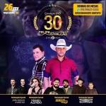 Felipe & Falcão preparam repertório especial para gravação do DVD de 30 anos de carreira