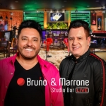 Bruno & Marrone – CD Studio Bar Ao Vivo
