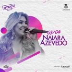 Show de Naiara Azevedo marca retorno da Woods UP Maringá