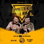 """João Fernando & Gabriel comemoram sucesso da música """"Da Preferência Pra Mim"""""""