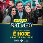 """Maiara & Maraisa, Diego 7 Victor Hugo e Trio Parada Dura no """"Boteco do Ratinho"""" desta quarta-feira (17)"""