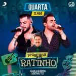 """Guilherme & Benuto e Caju & Castanha no """"Boteco do Ratinho"""" desta quarta-feira (22)"""