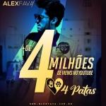 Sertanejo Social de Alex Fava bate mais de 16 milhões de views no YouTube