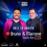 Espaço das Américas recebe Bruno & Marrone com duas apresentações em agosto