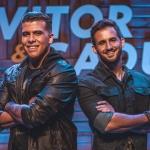 Vitor & Cadu gravam primeiro DVD da carreira
