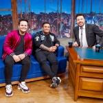 Matheus & Kauan no The Noite com Danilo Gentili desta quinta-feira (06)