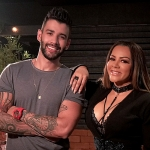 "Márcia Fellipe lança o clipe ""Drive Thru"" com Gusttavo Lima"