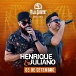 Henrique & Juliano voltam ao palco do Villa Country em setembro