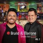 Bruno & Marrone – CD Studio Bar Ao Vivo Vol. 2
