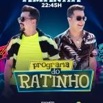 """João Neto & Frederico e As Galvão no """"Boteco do Ratinho"""" desta quarta-feira (28)"""