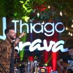 Thiago Brava no Música na Band desta sexta-feira (09)