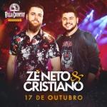 Zé Neto & Cristiano fazem grande show no Villa Country