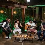 """Luiza & Maurílio lançam """"S de Saudade"""" com Zé Neto & Cristiano"""