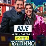 Yasmin Santos, Naiara Azevedo, Edson & Hudson e Gabriel Gava no Ratinho desta quarta-feira (30)