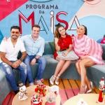 Marcos & Belutti no Programa da Maisa deste sábado (21)