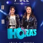 Júlia & Rafaela agitam o Altas Horas deste sábado (07)