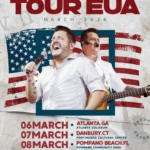 Bruno & Marrone desembarcam nos Estados Unidos para nova turnê