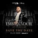 "Gusttavo Lima anuncia novo projeto ""Embaixador in Concert"""