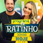 """Thaeme & Thiago e Humberto & Ronaldo agitam o """"Boteco do Ratinho"""" desta quarta-feira (11)"""