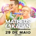 Matheus & Kauan agitam o Música na Band Live desta sexta-feira (29)