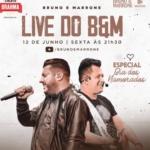 Bruno & Marrone no Música na Band Live desta sexta-feira (12)