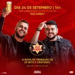 """Zé Neto & Cristiano lançam a nova música """"Alô Ambev"""""""